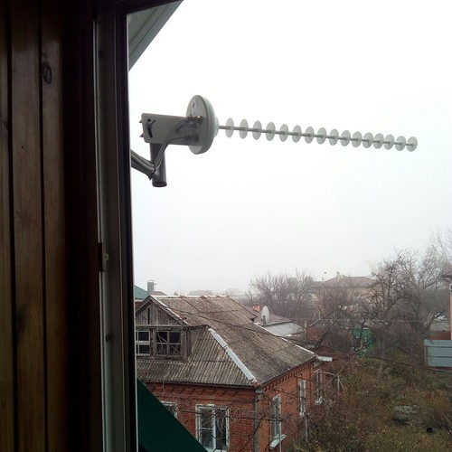 Антенна 4G LTE MIMO MigLink 2.6-17 F