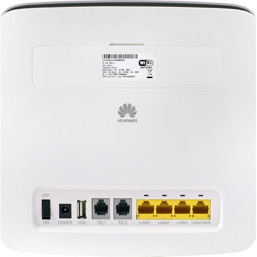 4G/Wi-Fi роутер Huawei E5186-22a LTE cat. 6