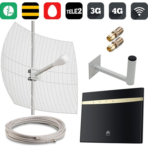 Комплект для 4G интернета LTE6_maxi