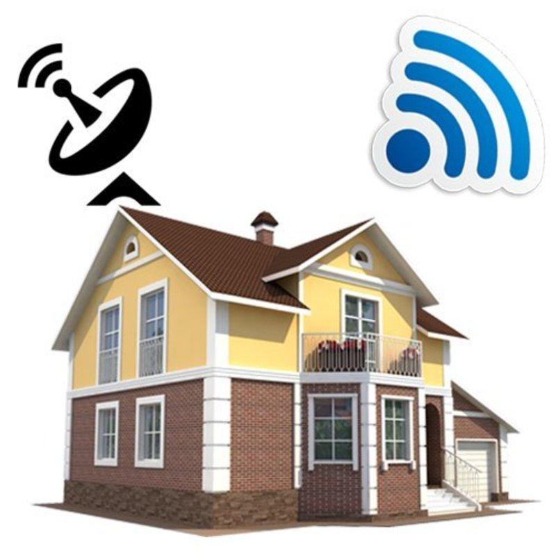 спутниковый интернет в частный дом краснодарский
