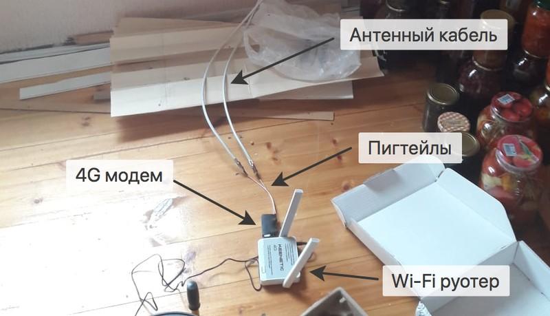 как улучшить качество интернета на даче